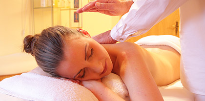 Massage - Wellness in Prerow